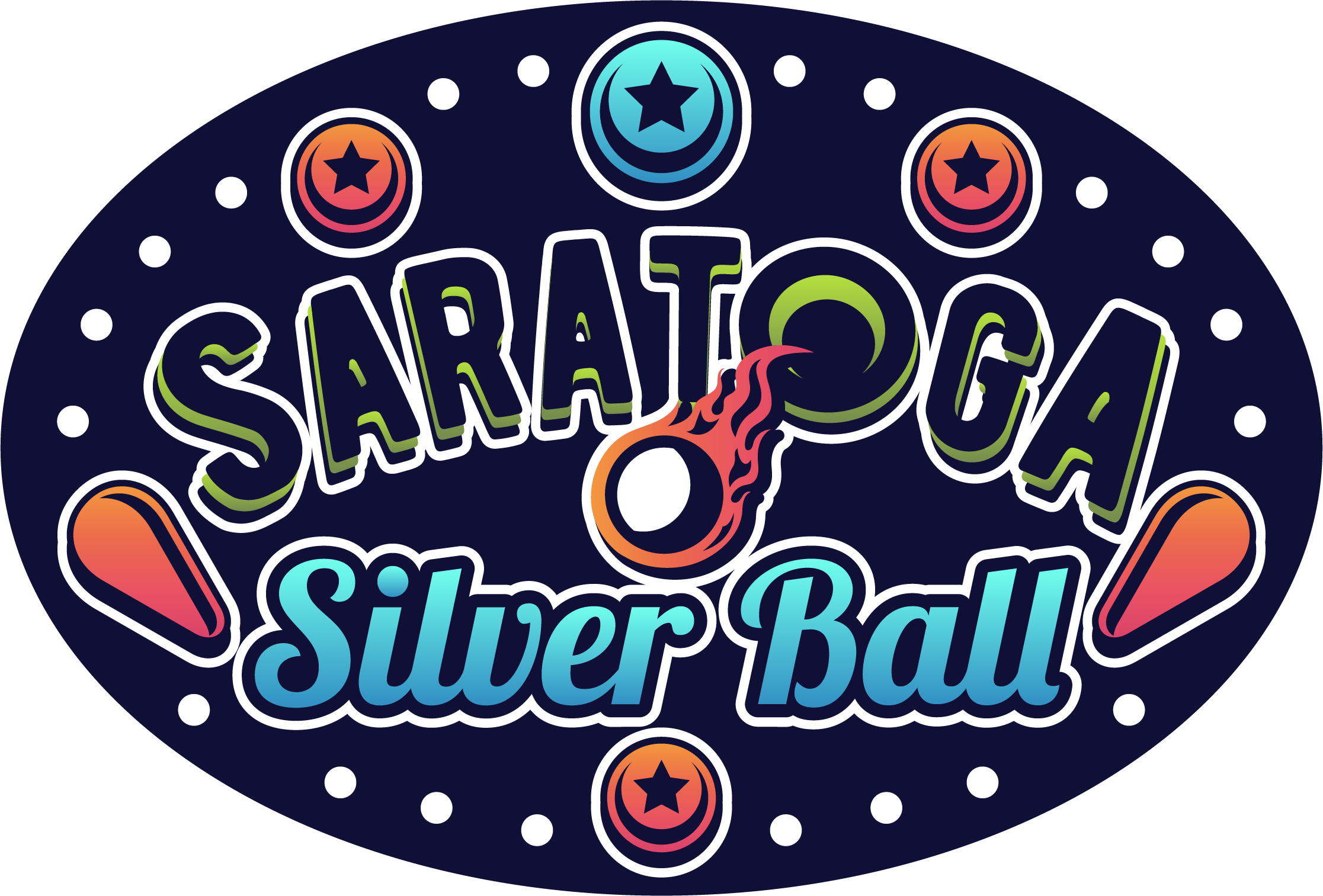 Saratoga Silverball Pinball Show